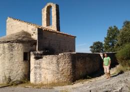Chapelle du Prieuré de Montbrison - Gîtes et Chambres d'hôtes - Les Terrasses du Soleil