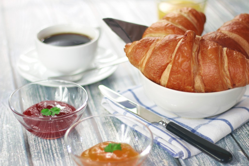 Petit Déjeuner- Chambres d'hôtes Les Terrasses du Soleil