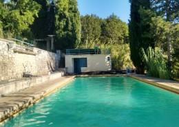 Swimming Pool - Gîtes et Chambres d'hôtes - Les Terrasses du Soleil