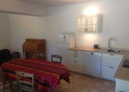 Cuisine gîte Cyprès - Gîtes et Chambres d'hôtes - Les Terrasses du Soleil
