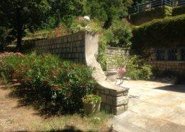 Terrasse et Jardin - Gîtes et Chambres d'hôtes - Les Terrasses du Soleil