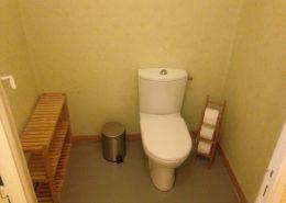 WC - Gîtes et Chambres d'hôtes - Les Terrasses du Soleil