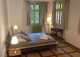 Lit Lavande - Gîtes et Chambres d'hôtes - Les Terrasses du Soleil