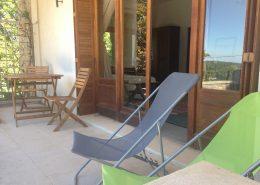 Transats - Gîtes et Chambres d'hôtes - Les Terrasses du Soleil